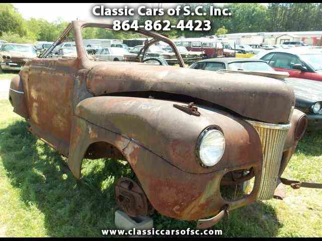 Picture of '41 Convertible - $2,500.00 Offered by  - L2C6