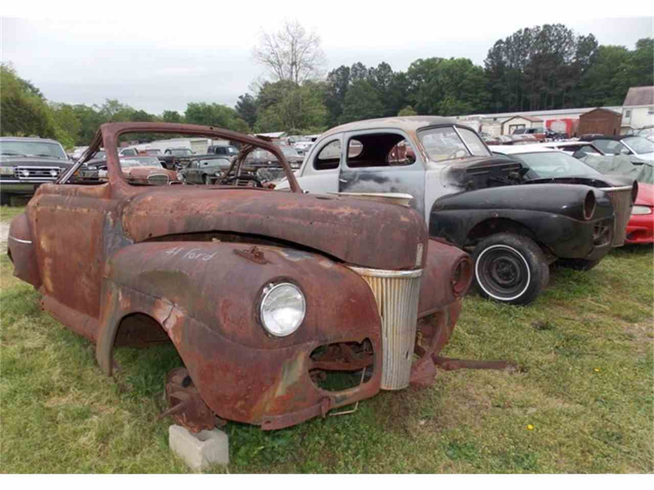 Large Picture of '41 Convertible - L2C6