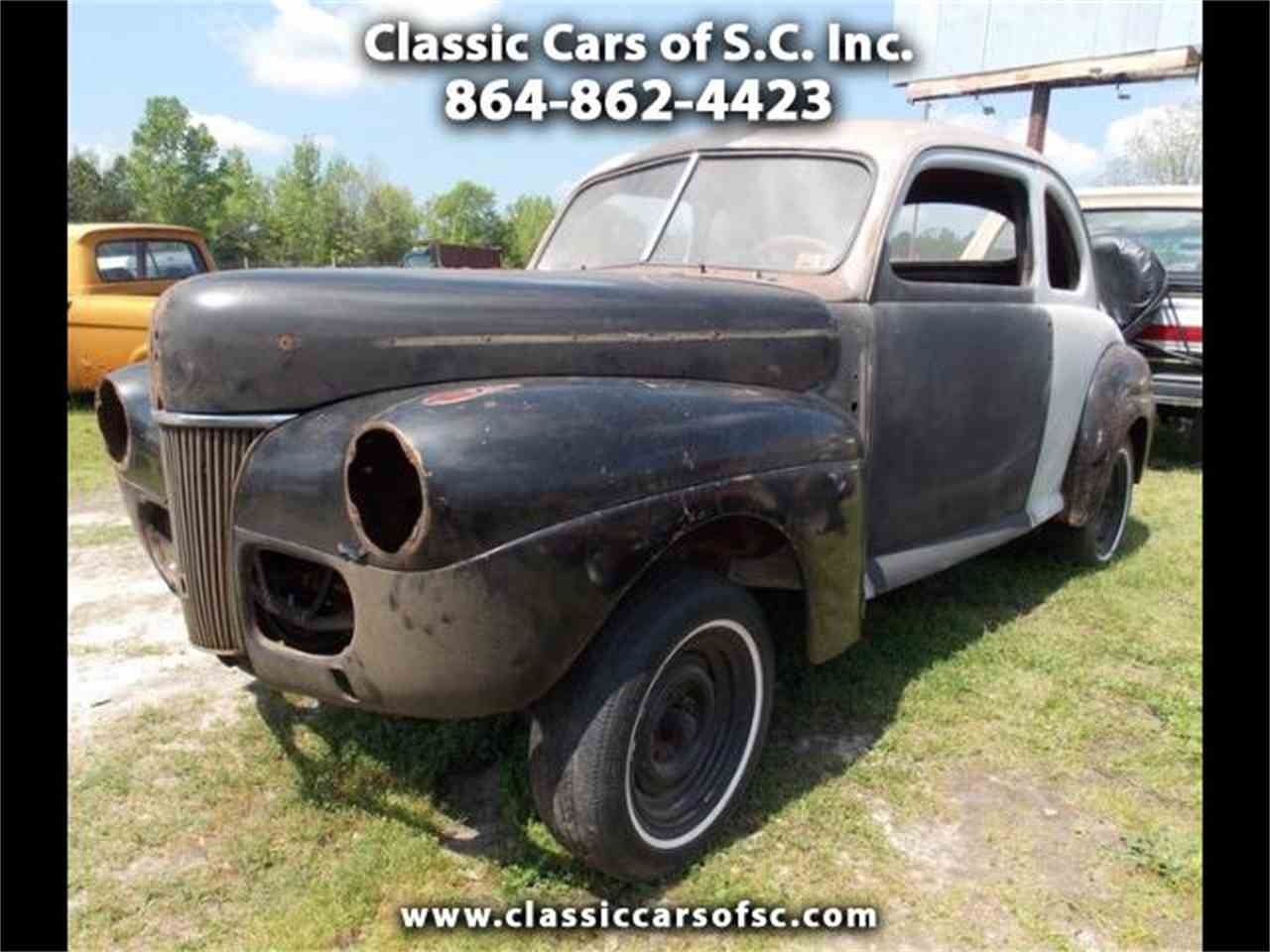 1941 Ford Coupe for Sale | ClassicCars.com | CC-982807
