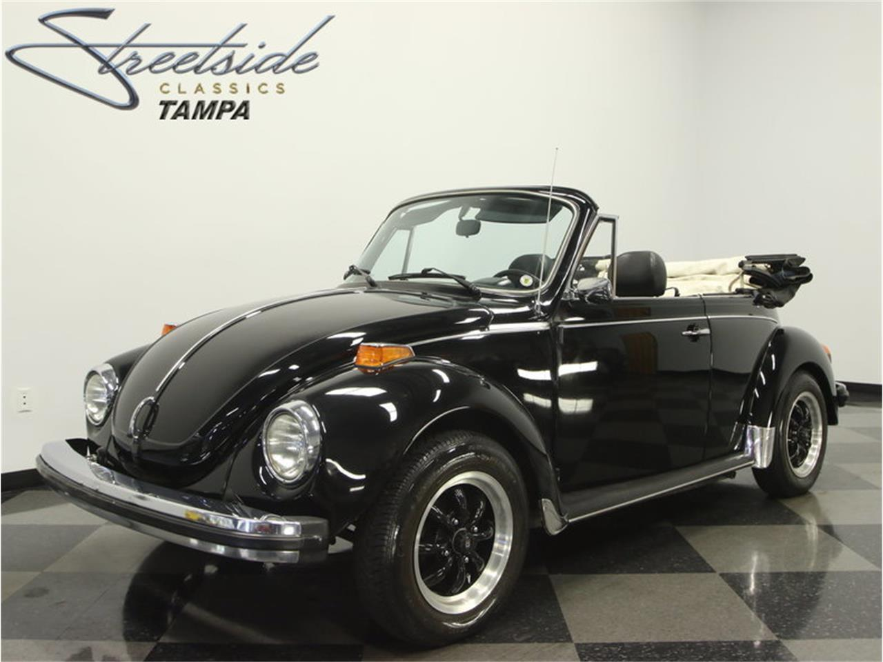 Large Picture Of 1979 Super Beetle Convertible Offered By Streetside Clics Tampa L2ck