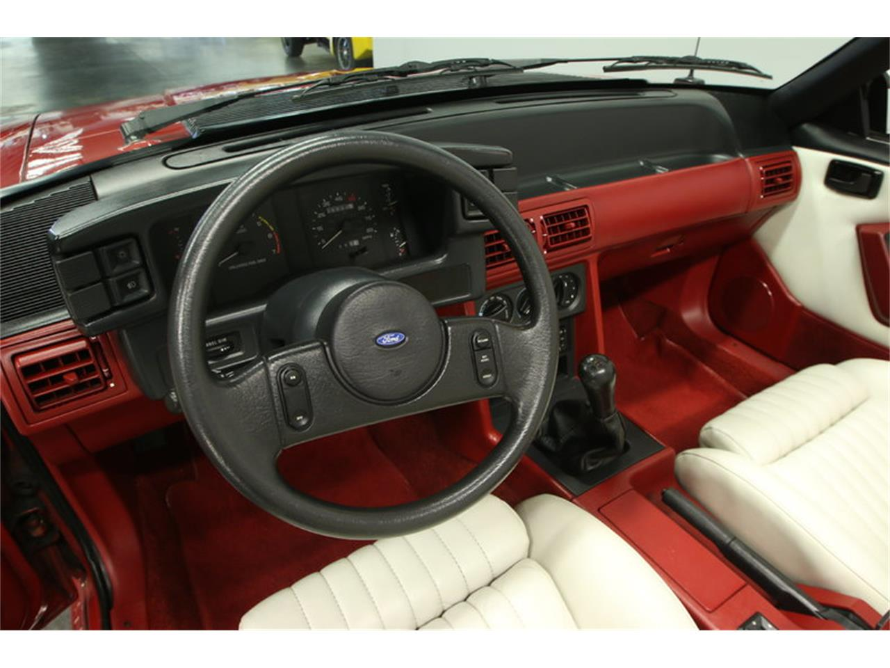 Large Picture of '87 Mustang - L2CN