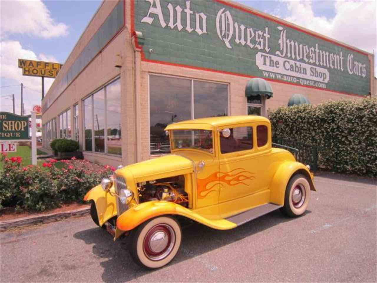 1930 Ford Model A Coupe Hot Rod for Sale | ClassicCars.com | CC-982829