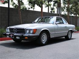 Picture of '81 Mercedes-Benz 380 Offered by Chequered Flag International - L2D5