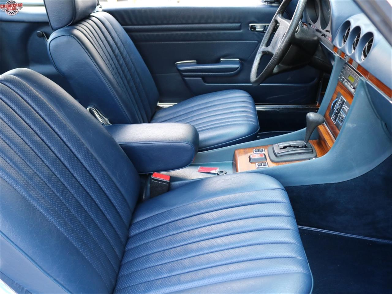 Large Picture of 1981 Mercedes-Benz 380 located in Marina Del Rey California - L2D5