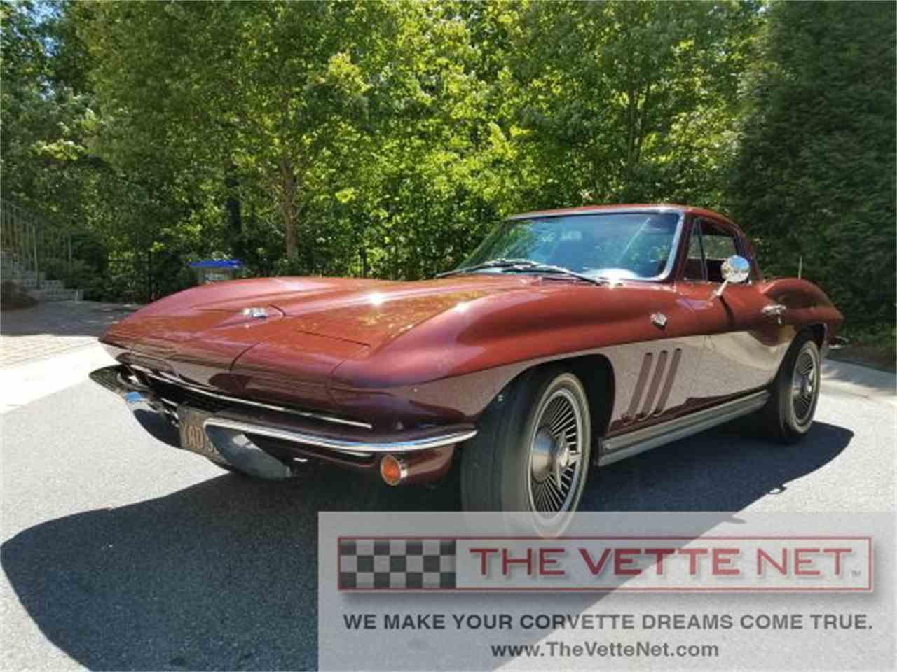 Large Picture of '65 Corvette - L2DQ