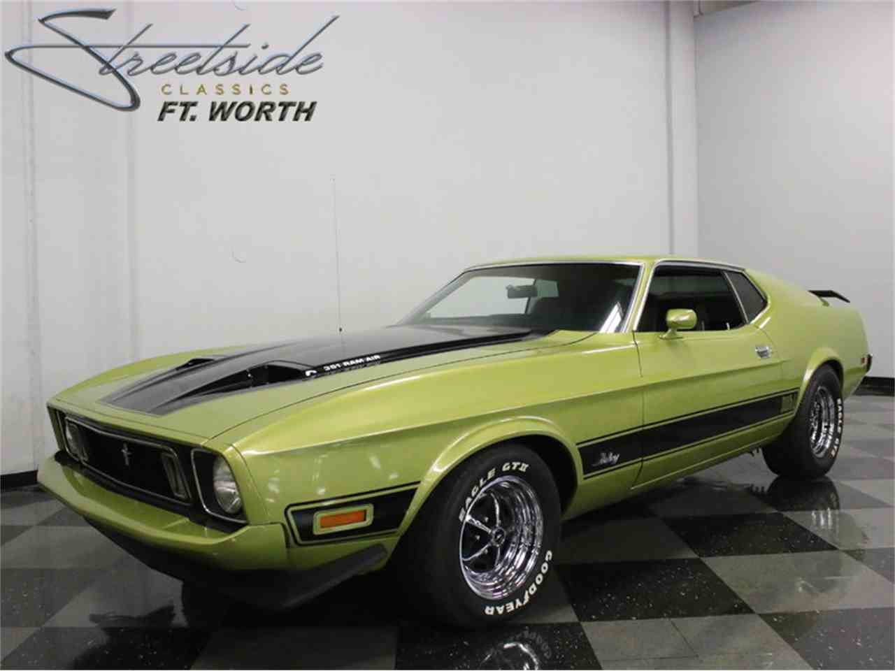 1973 Ford Mustang Mach 1 for Sale | ClassicCars.com | CC-982874