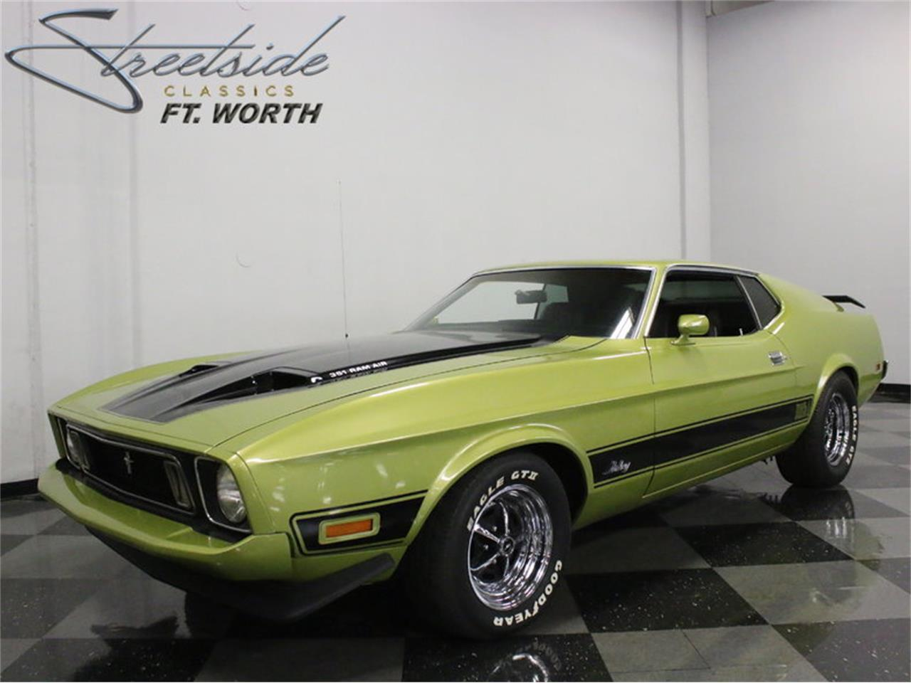 Large picture of 73 mustang mach 1 l2e2