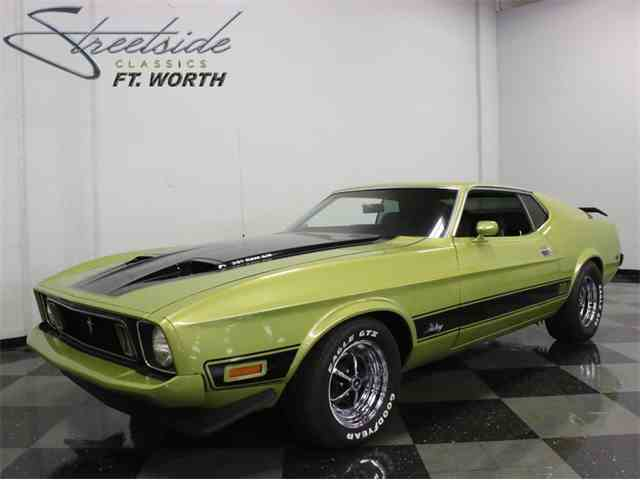 Picture of '73 Mustang Mach 1 - L2E2