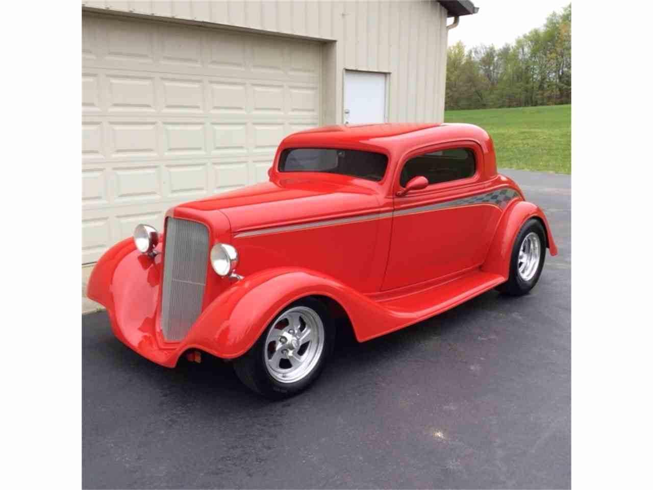 1934 chevrolet coupe for sale cc 980293. Black Bedroom Furniture Sets. Home Design Ideas