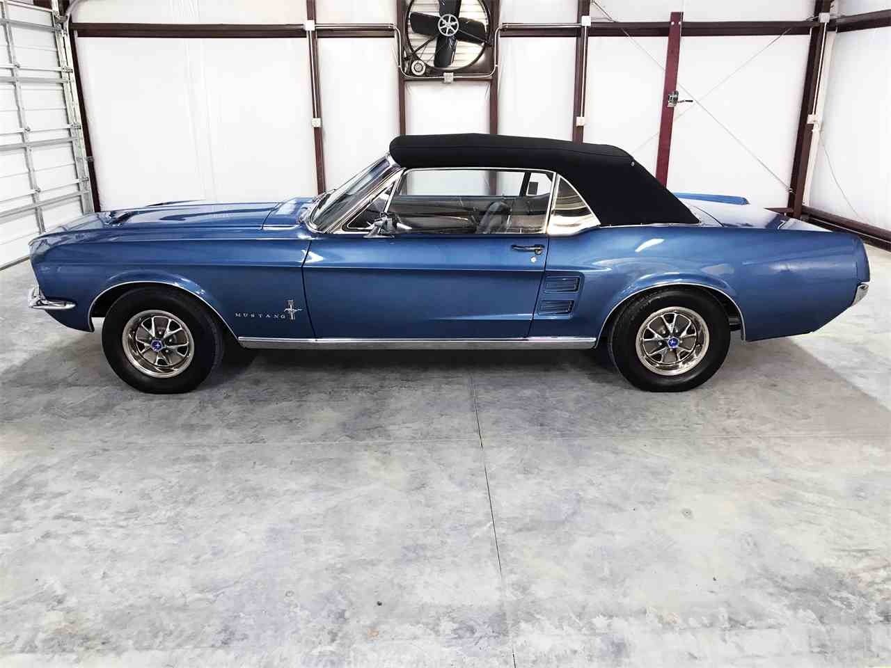 Large Picture of '67 Mustang - L2FR