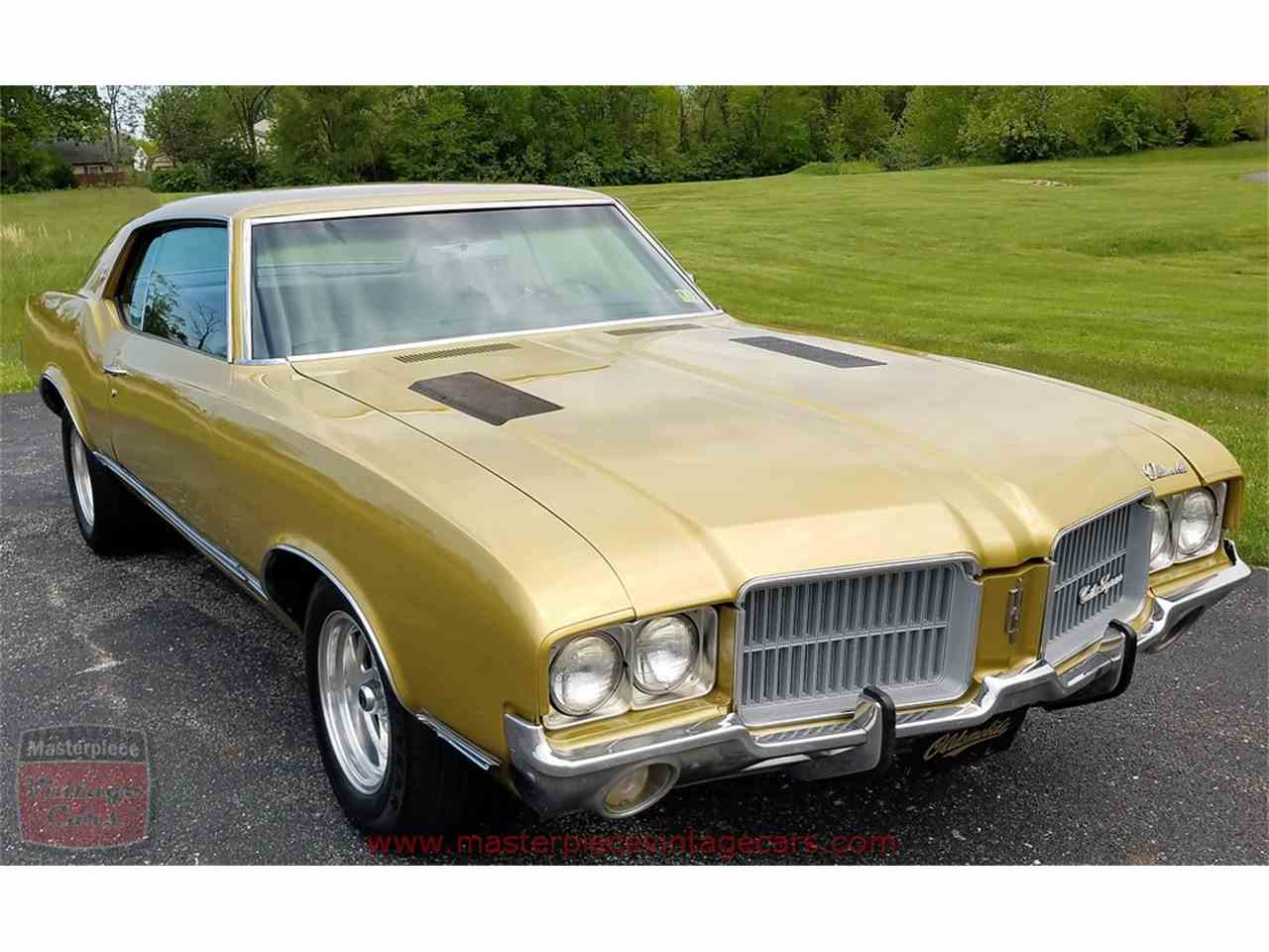 Large Picture of '71 Cutlass Supreme - L2G4