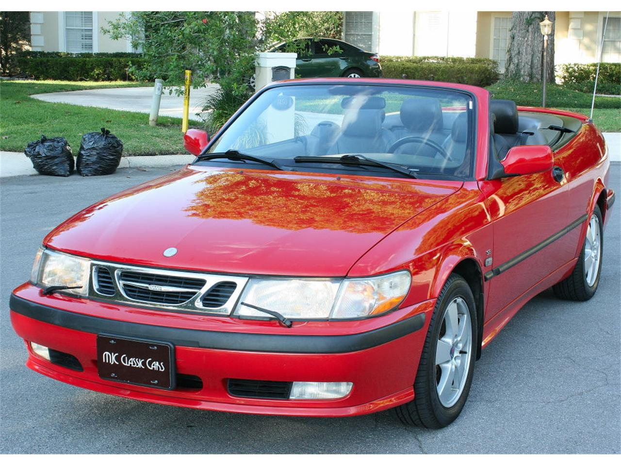 Saab For Sale >> 2002 Saab 9 3 For Sale Classiccars Com Cc 980296