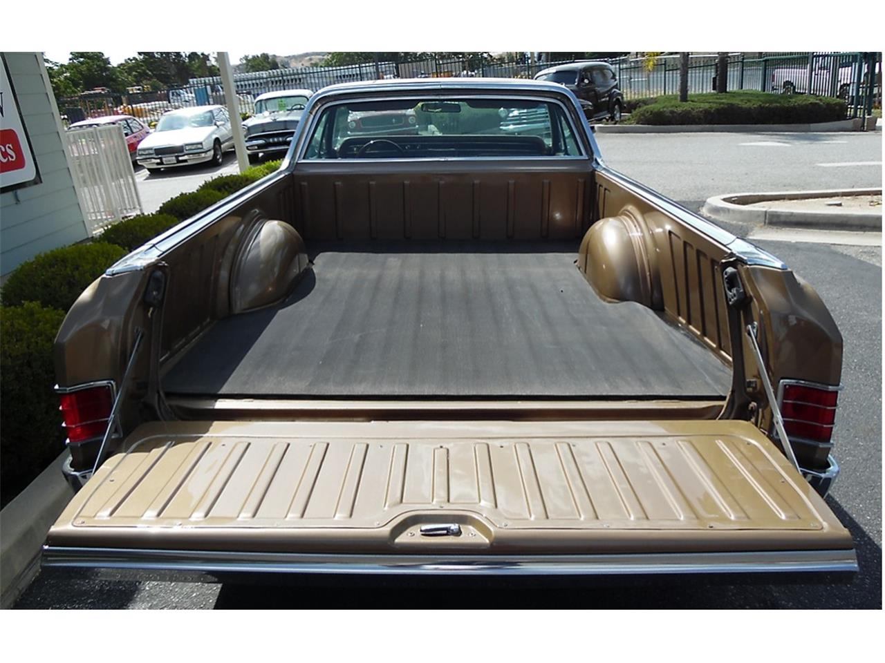 Large Picture of '67 El Camino - L2GL