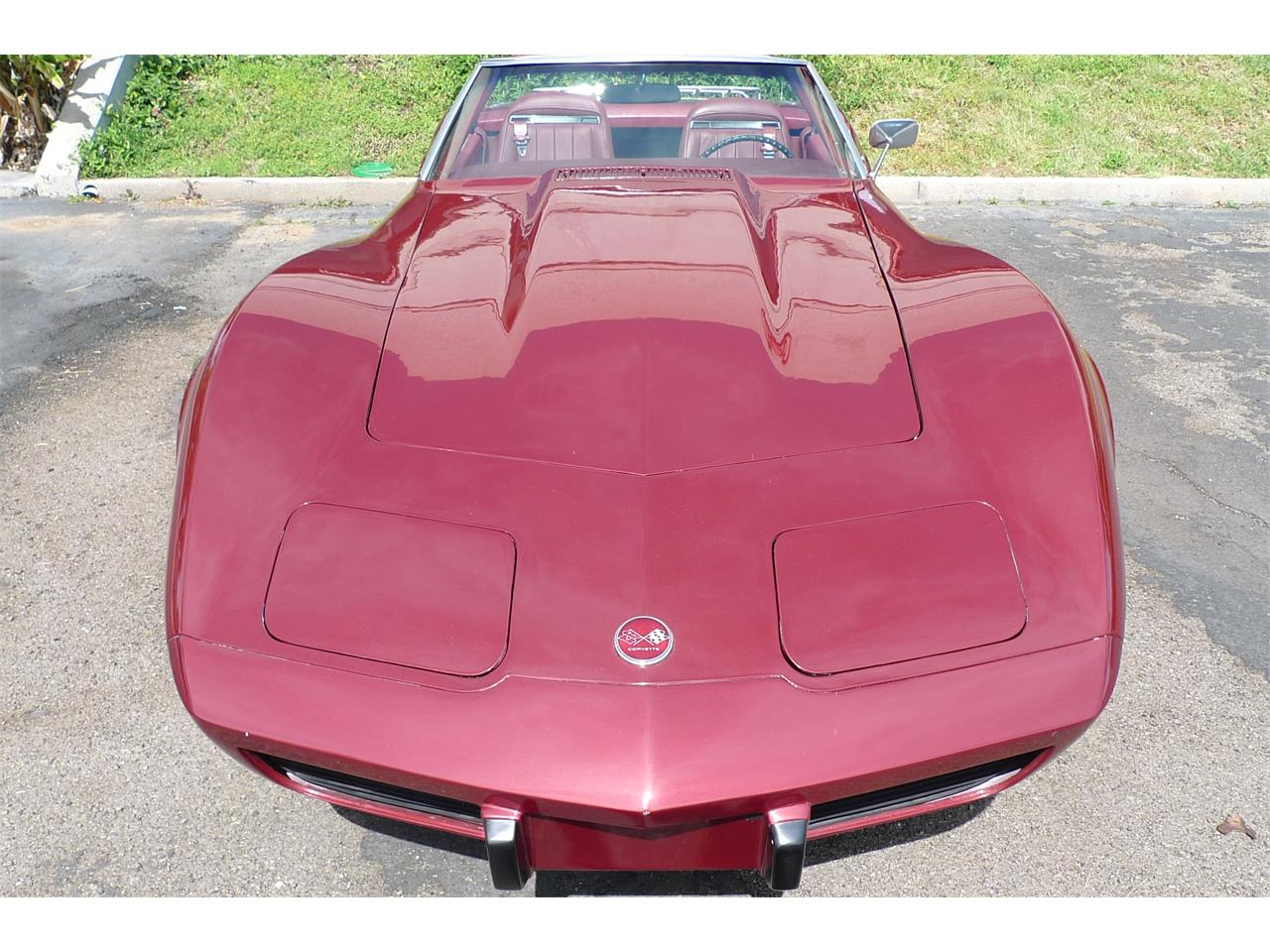 Large Picture of 1975 Corvette located in Anaheim California Offered by Coast Corvette - L2GP
