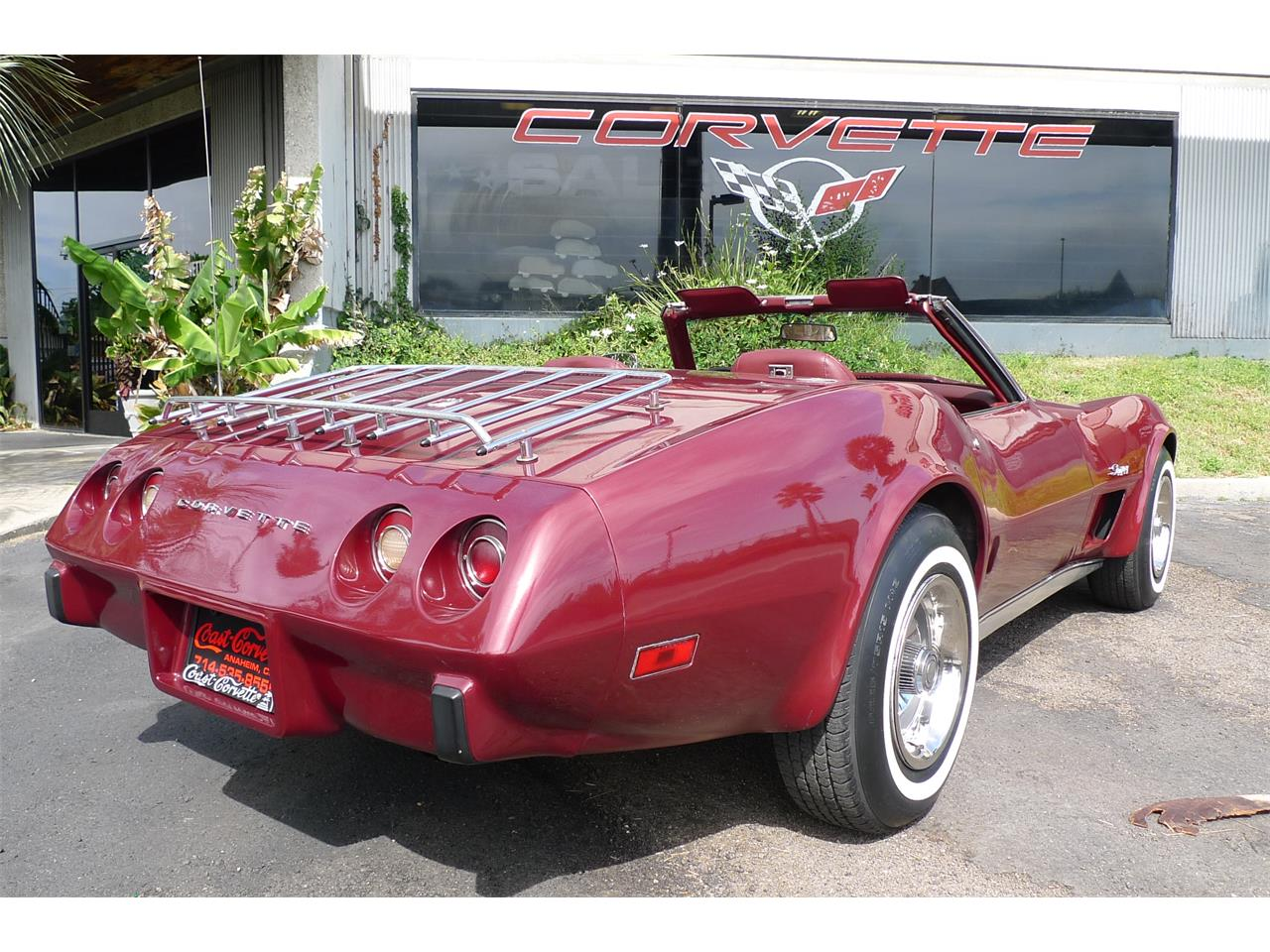 Large Picture of '75 Corvette Offered by Coast Corvette - L2GP