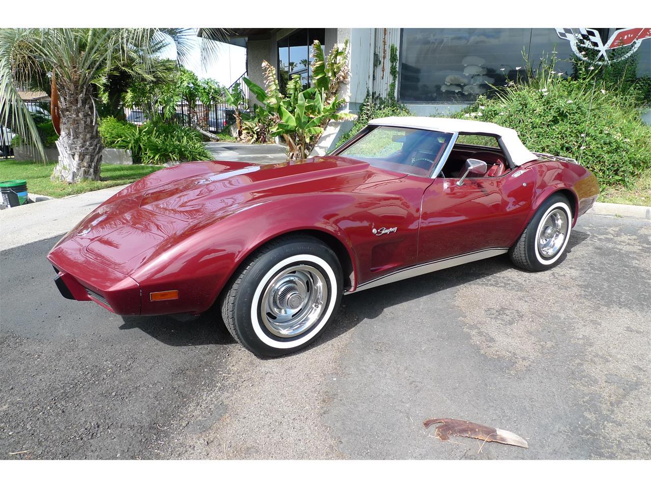 Large Picture of 1975 Chevrolet Corvette - L2GP