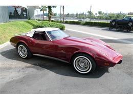 Picture of '75 Chevrolet Corvette located in Anaheim California Offered by Coast Corvette - L2GP