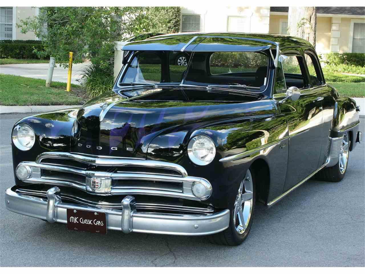 1950 Dodge Coronet for Sale | ClicCars.com | CC-980299