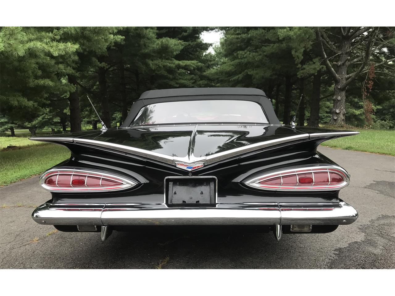 Large Picture of 1959 Chevrolet Impala located in West Virginia - $99,500.00 Offered by Champion Pre-Owned Classics - L2HG
