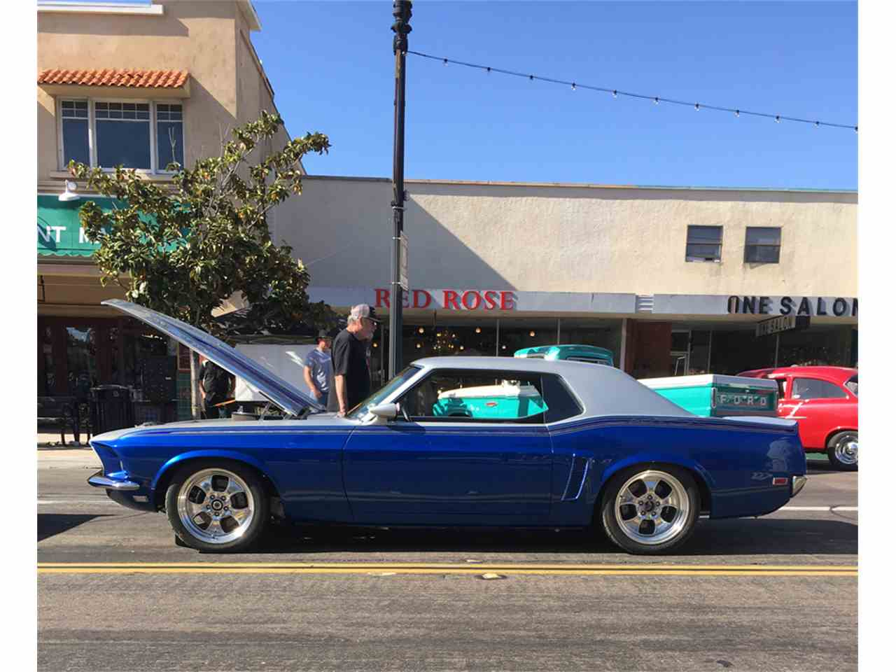 Large Picture of '69 Mustang - L2HR