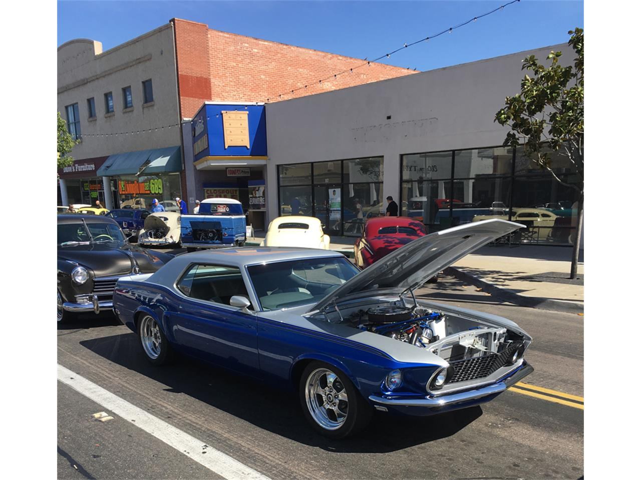Large Picture of '69 Ford Mustang located in Spring Valley California - $49,850.00 Offered by Affordable VIP Classics - L2HR