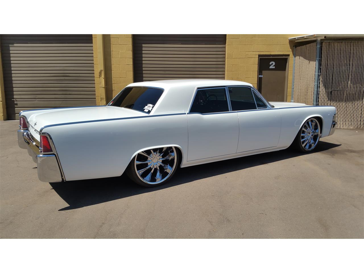 Large Picture Of Clic 1965 Lincoln Continental Located In Chandler Arizona Offered By A Private Er