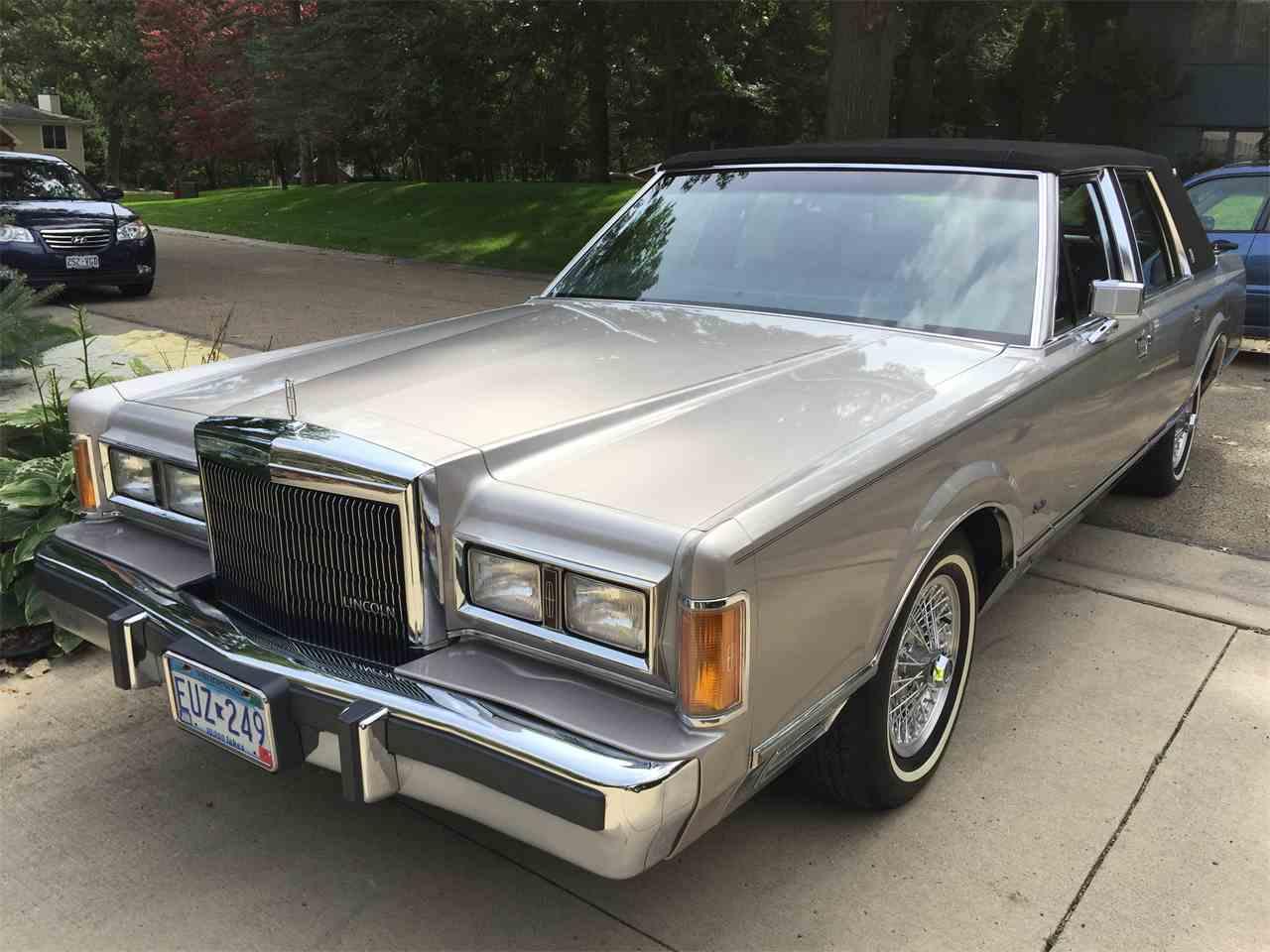 1989 Lincoln Town Car for Sale | ClicCars.com | CC-980302