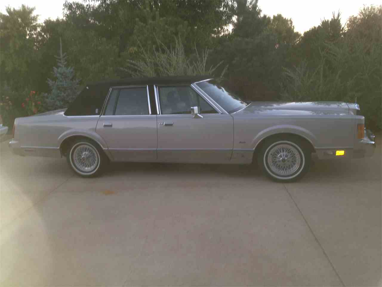 1989 Lincoln Town Car For Sale Classiccars Com Cc 980302