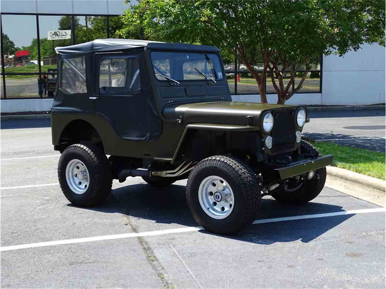 1947 Willys Jeep for Sale | ClicCars.com | CC-983023