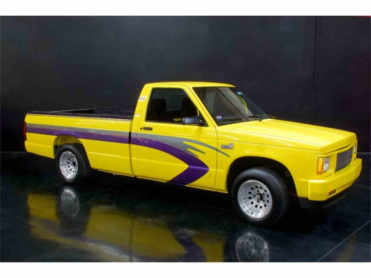 Large Picture of '82 Pickup - L2JN
