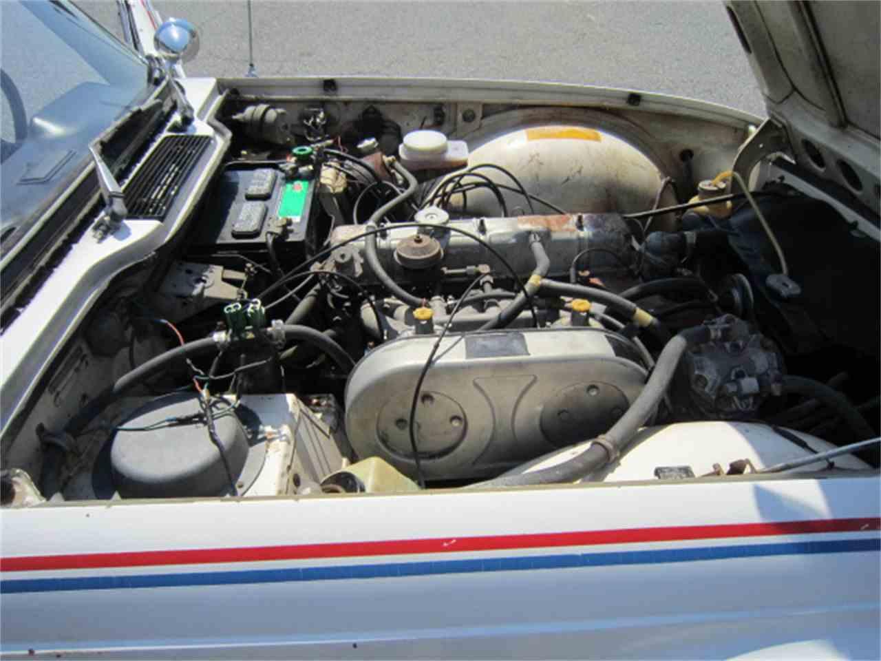 Large Picture of '75 TR6 - L2KI