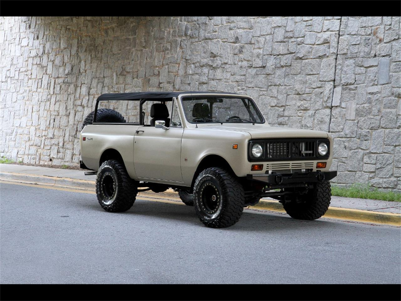Large Picture Of 1975 Scout Ii Located In Georgia 28900 00 Offered By Motorcar Studio