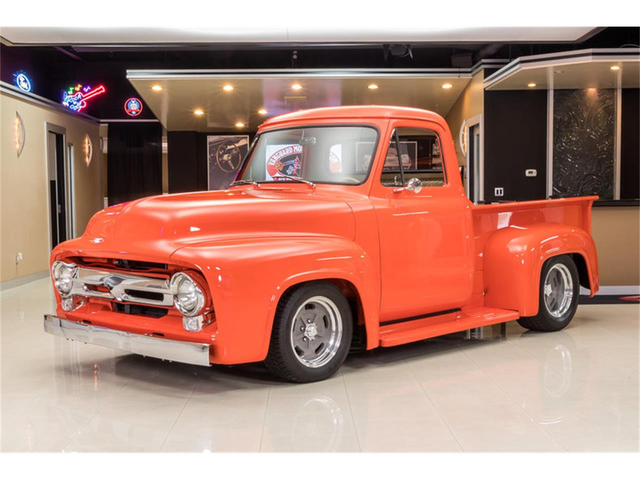 Large Picture of Classic '54 Ford F100 - L2M2