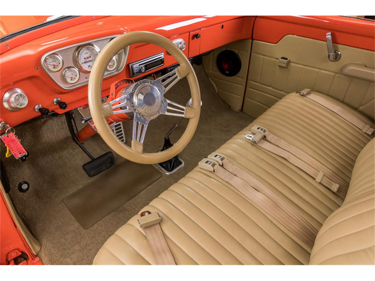 Large Picture of '54 Ford F100 located in Plymouth Michigan Offered by Vanguard Motor Sales - L2M2