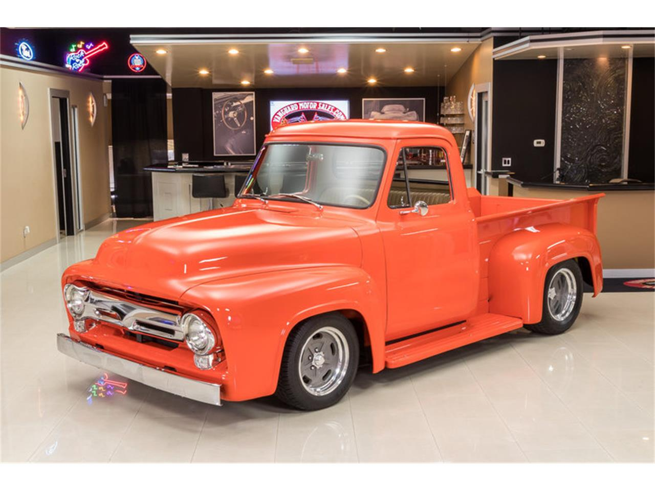 Large Picture of 1954 F100 located in Plymouth Michigan - $49,900.00 Offered by Vanguard Motor Sales - L2M2