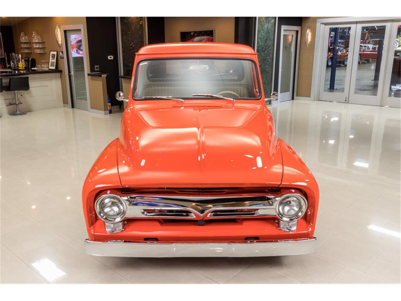 Large Picture of Classic '54 Ford F100 located in Michigan Offered by Vanguard Motor Sales - L2M2
