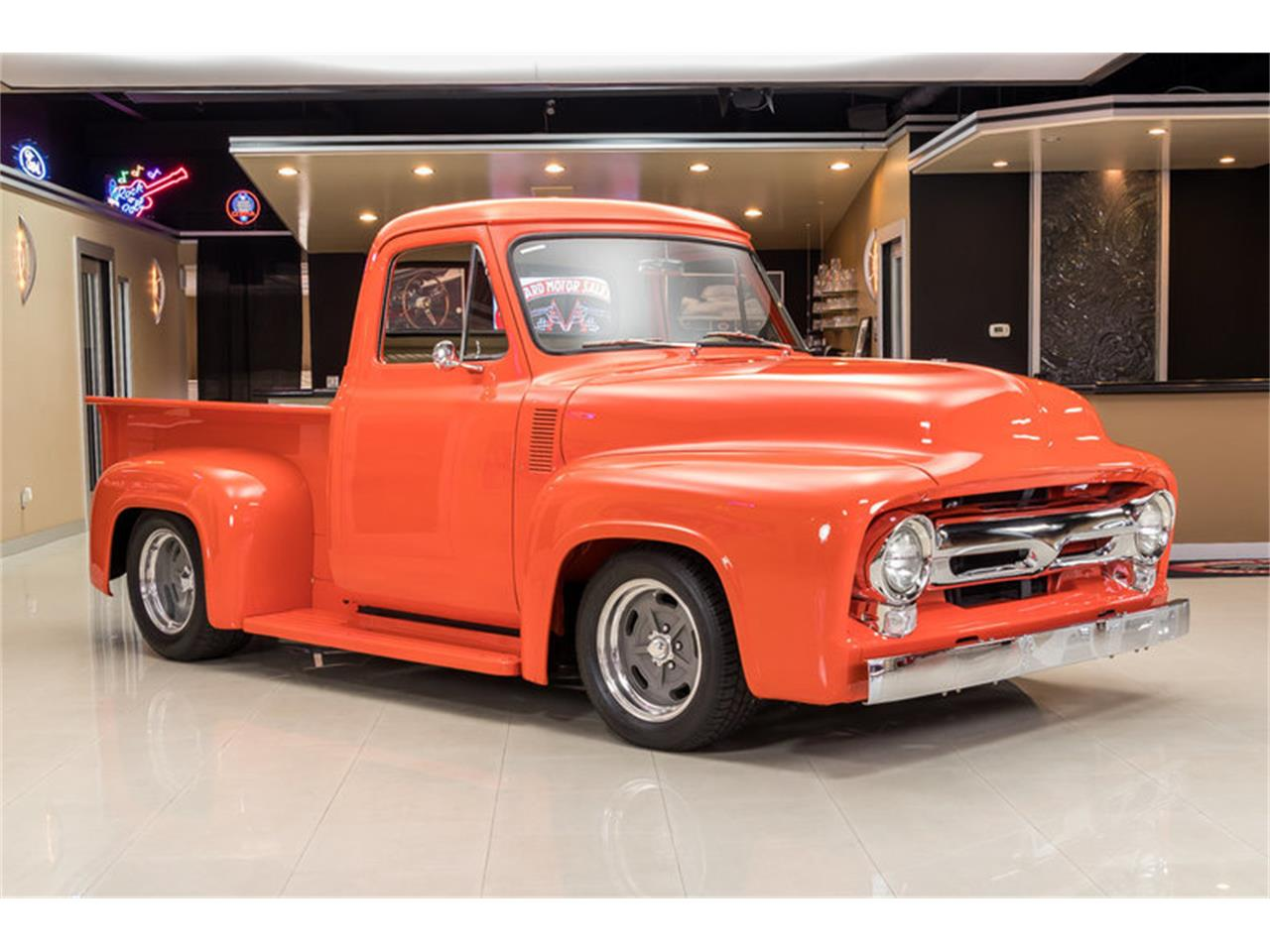 Large Picture of Classic '54 F100 located in Plymouth Michigan Offered by Vanguard Motor Sales - L2M2
