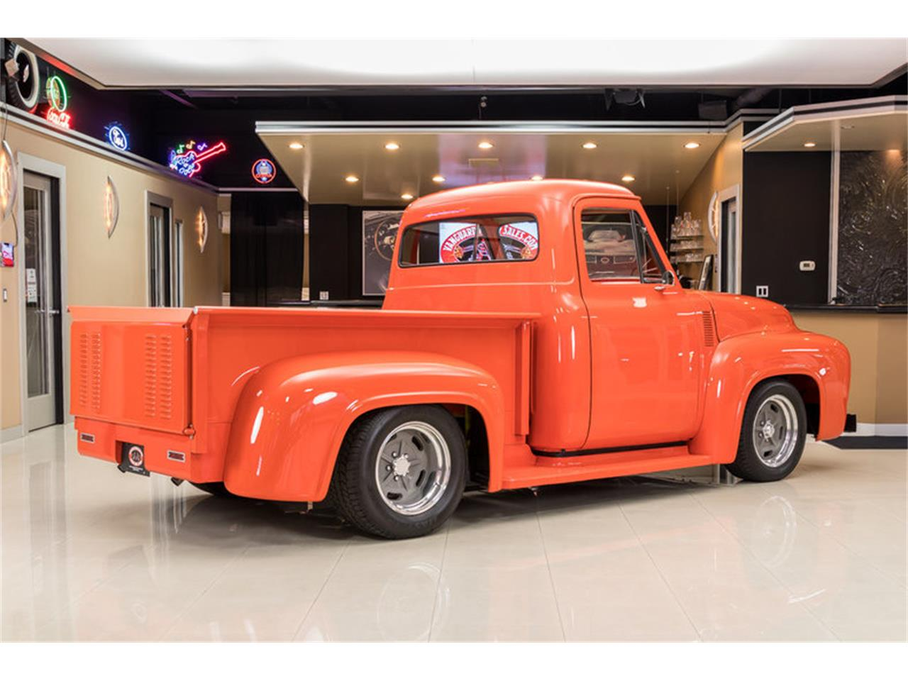 Large Picture of Classic '54 Ford F100 Offered by Vanguard Motor Sales - L2M2