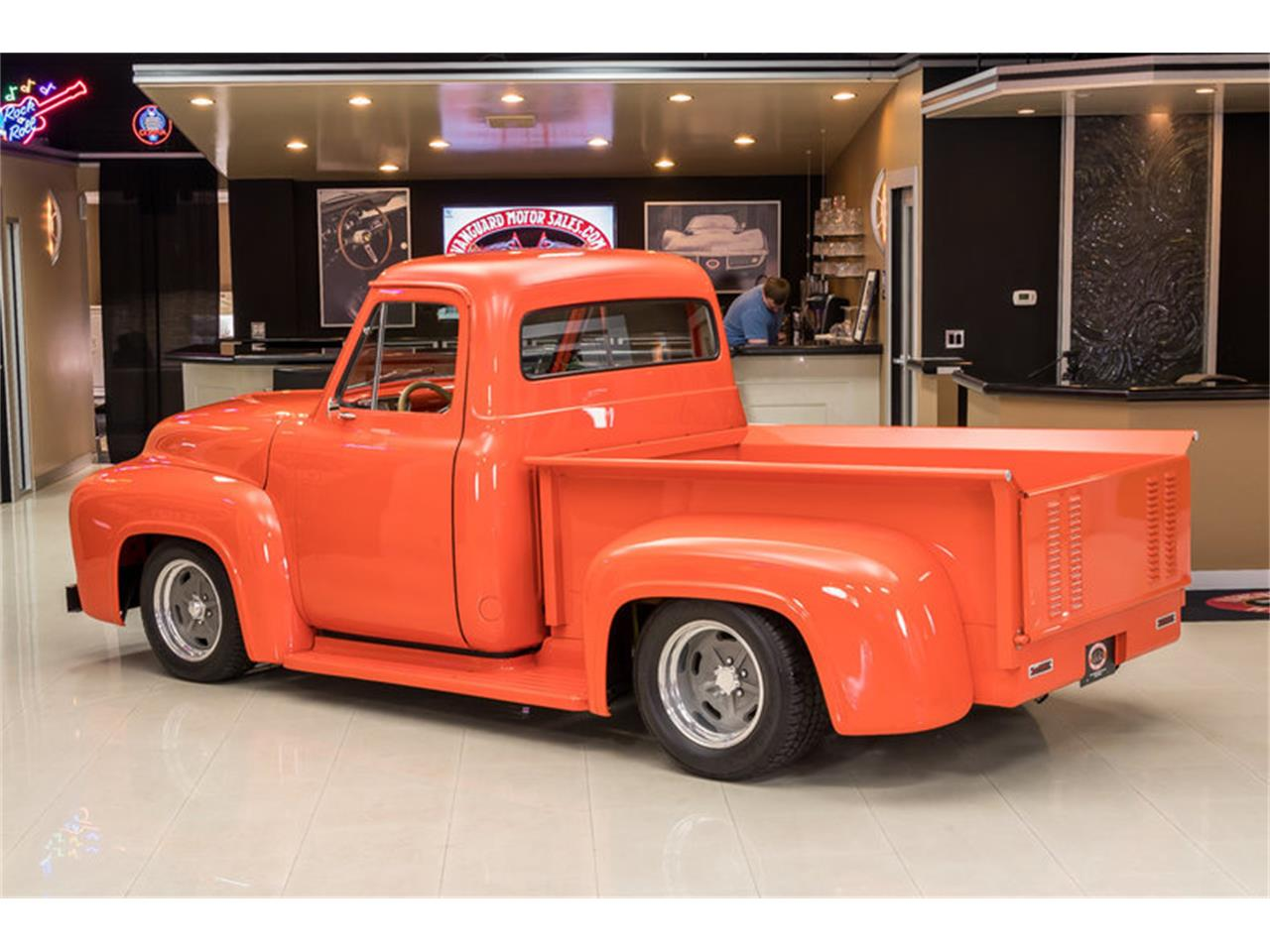 Large Picture of '54 F100 - $49,900.00 Offered by Vanguard Motor Sales - L2M2