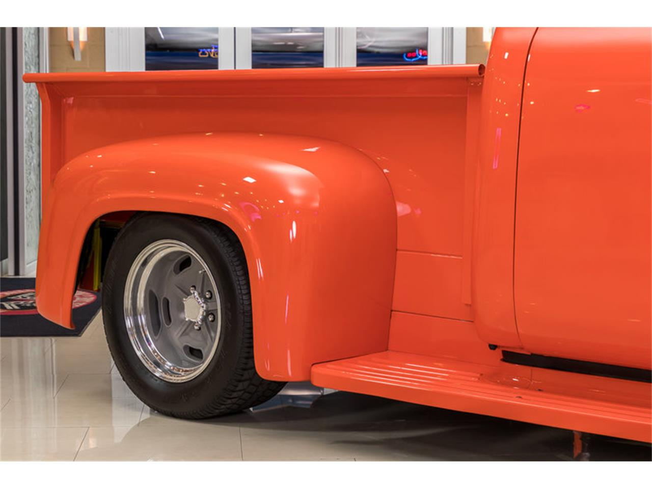 Large Picture of 1954 Ford F100 located in Plymouth Michigan Offered by Vanguard Motor Sales - L2M2