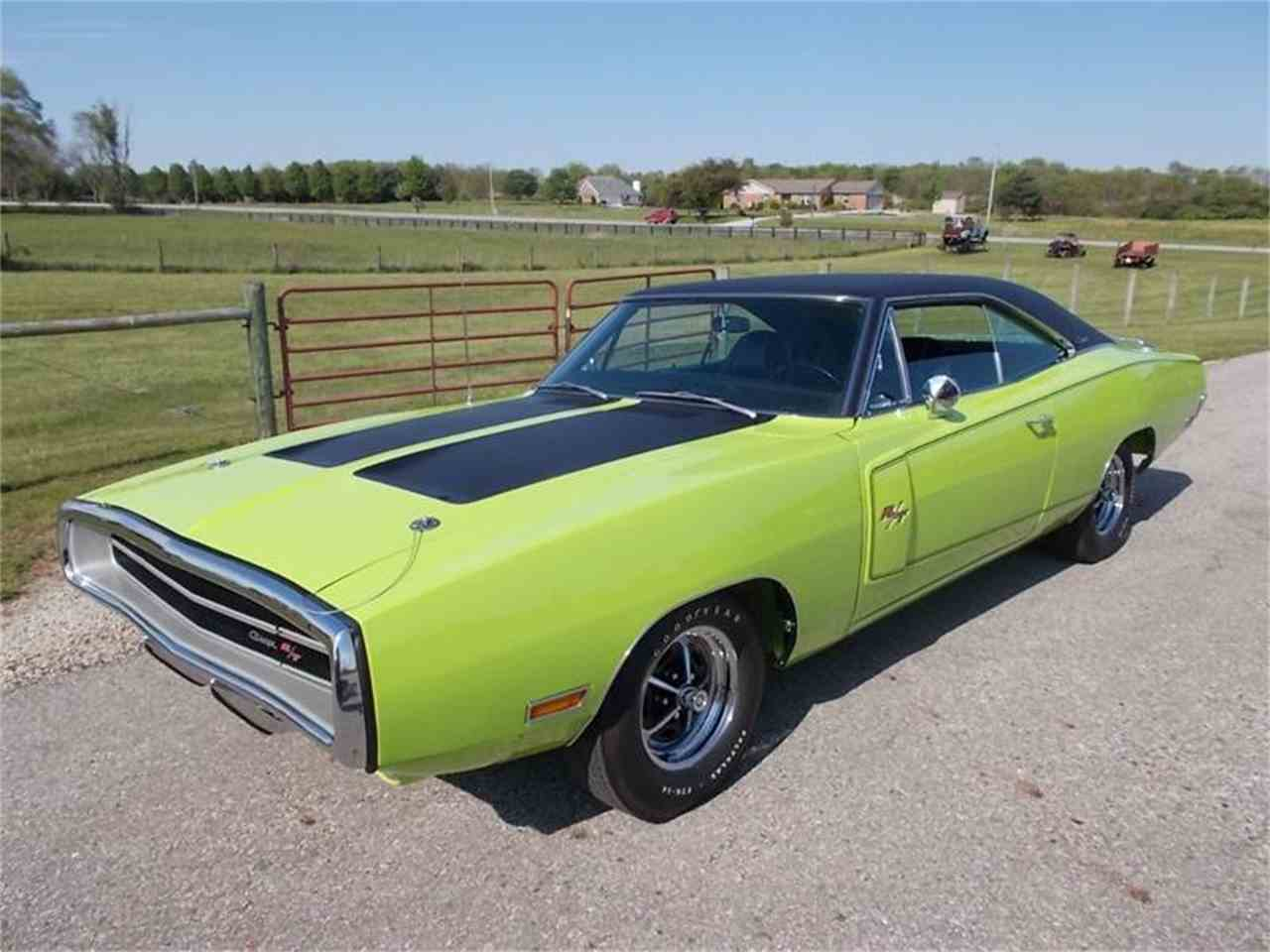 1970 dodge charger for sale cc 983171. Black Bedroom Furniture Sets. Home Design Ideas