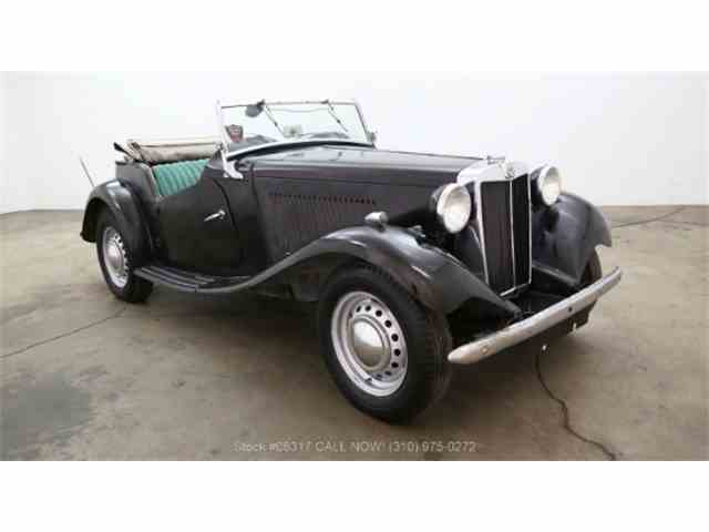 Picture of Classic 1953 TD - $10,750.00 Offered by  - L2MC