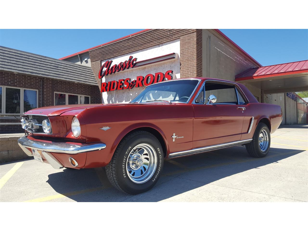 Large Picture of '65 Mustang - L2MH