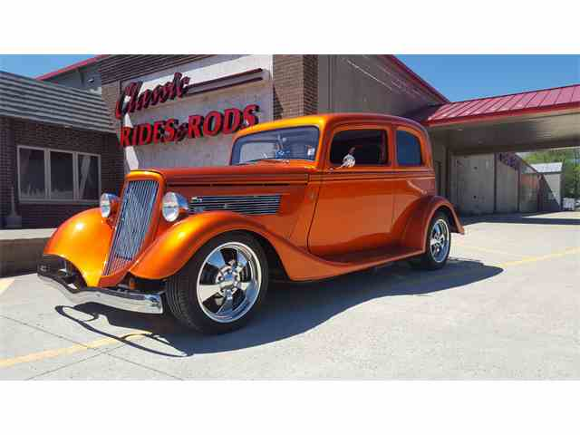 Picture of 1933 Sedan Offered by  - L2MI