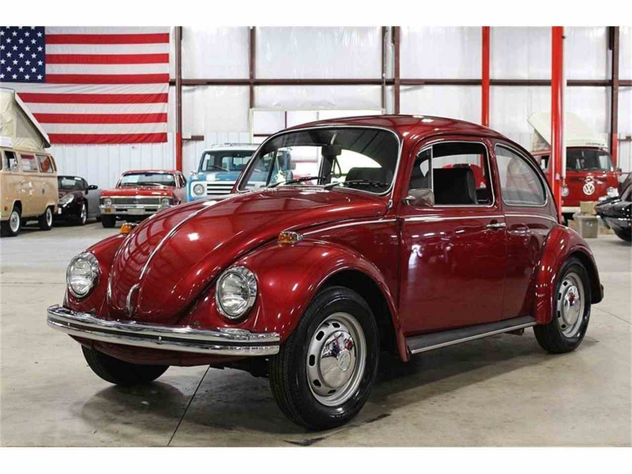 1968 Volkswagen Beetle for Sale | ClicCars.com | CC-983193