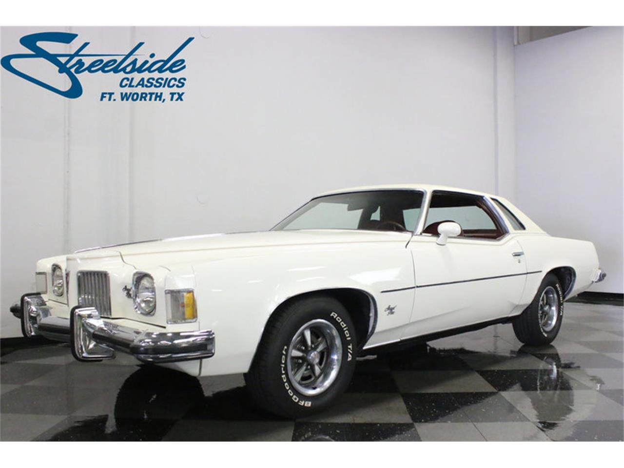 Large Picture of 1973 Pontiac Grand Prix Model J located in Ft Worth Texas - $13,995.00 Offered by Streetside Classics - Dallas / Fort Worth - L2N9