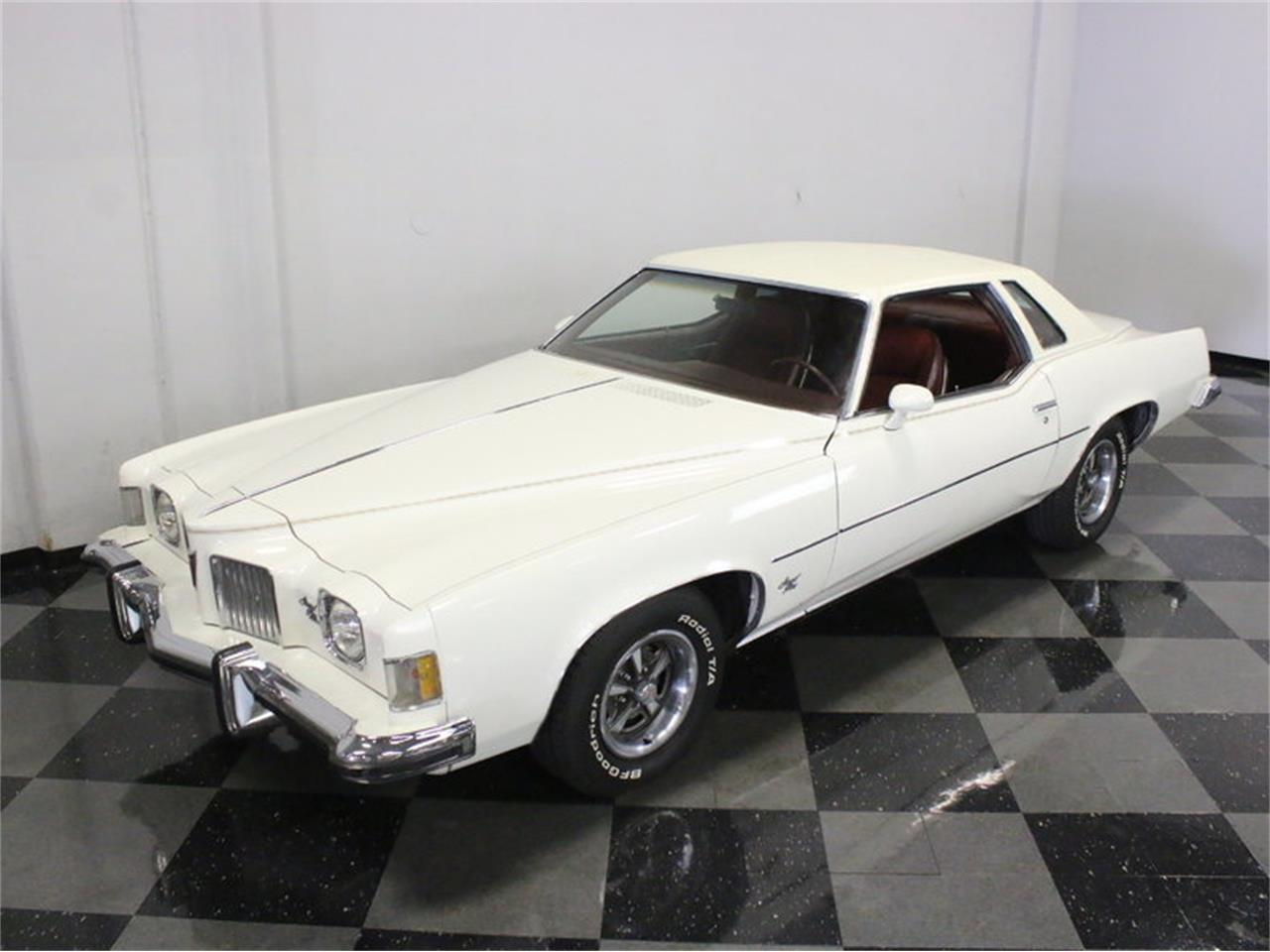 Large Picture of Classic '73 Grand Prix Model J located in Texas - $13,995.00 Offered by Streetside Classics - Dallas / Fort Worth - L2N9