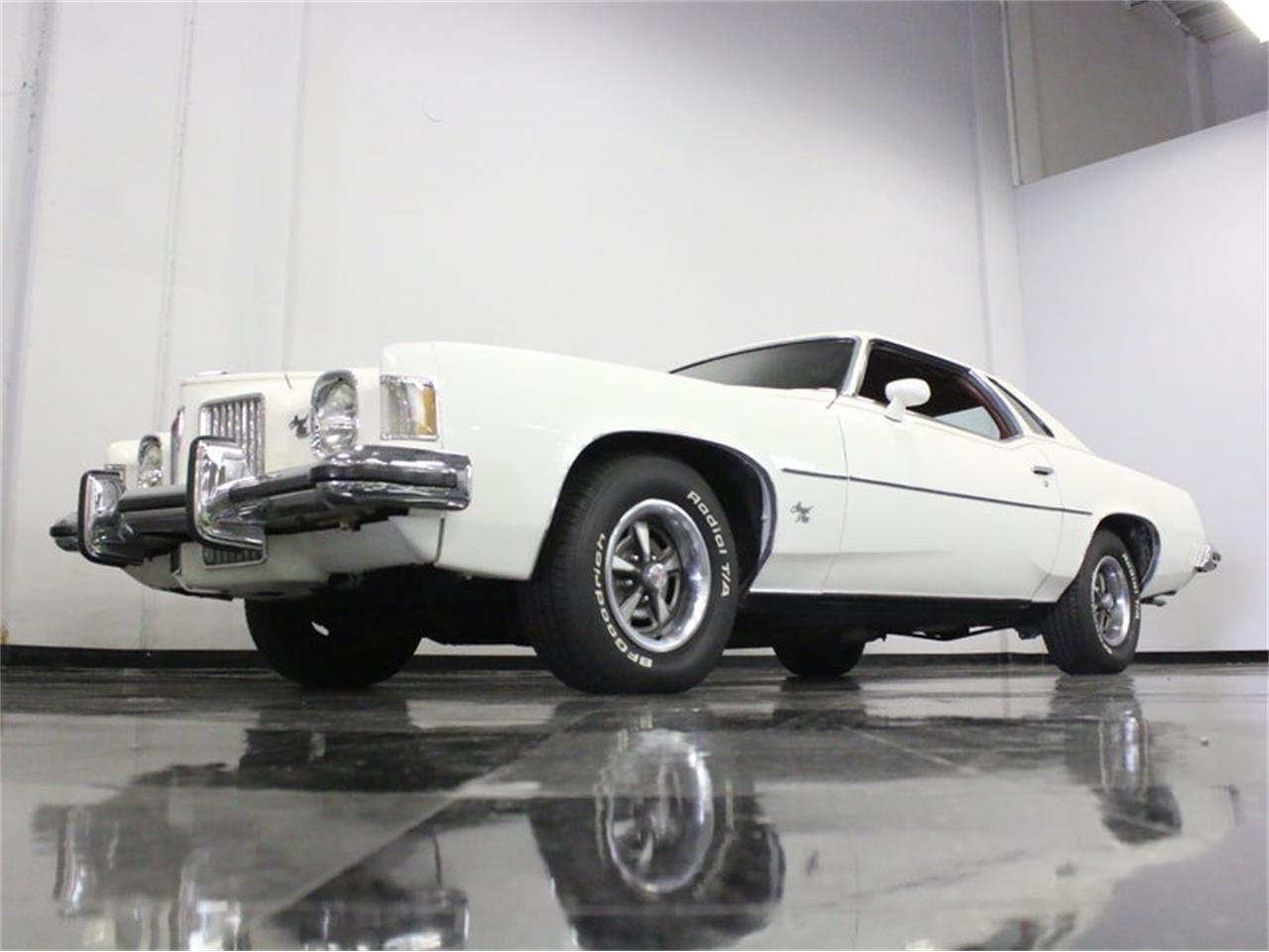 Large Picture of Classic '73 Pontiac Grand Prix Model J - $13,995.00 Offered by Streetside Classics - Dallas / Fort Worth - L2N9