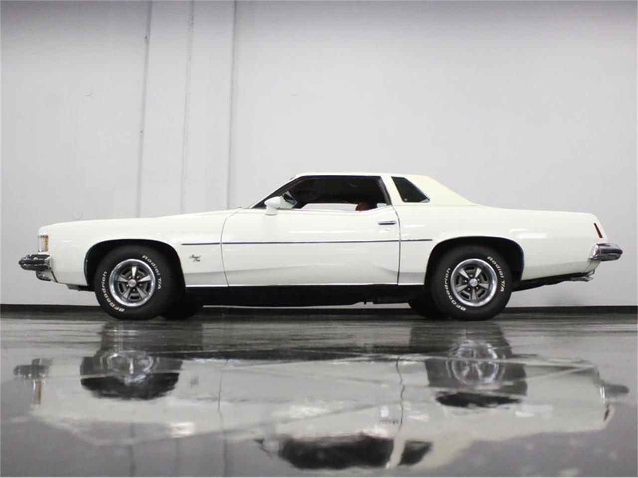Large Picture of '73 Pontiac Grand Prix Model J - $13,995.00 Offered by Streetside Classics - Dallas / Fort Worth - L2N9