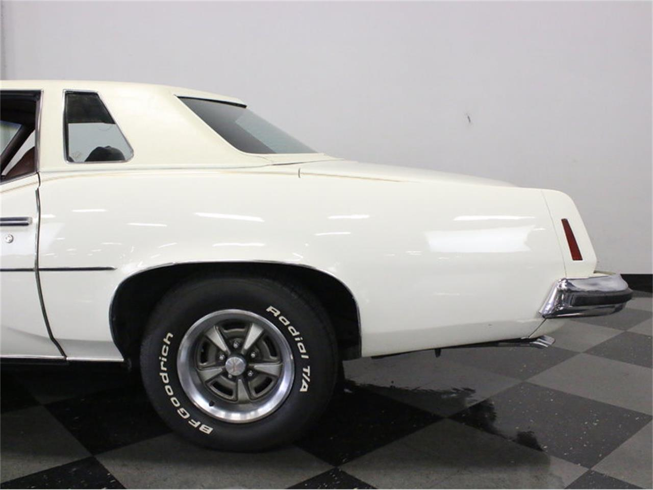 Large Picture of '73 Pontiac Grand Prix Model J located in Texas Offered by Streetside Classics - Dallas / Fort Worth - L2N9